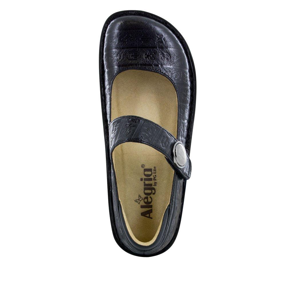 Mary Jane White Nursing Shoes